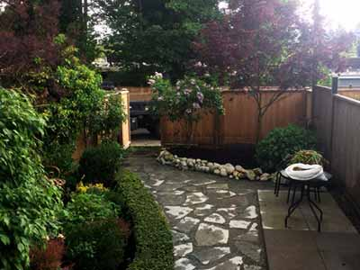 Fraser Valley Landscaping Stone Walkways & Paths Construction