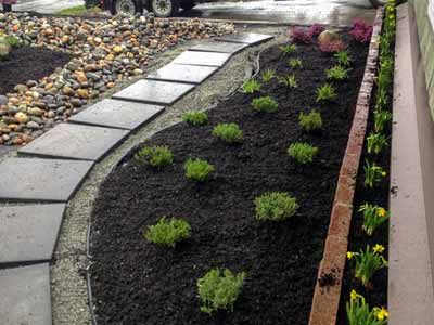 Fraser Valley Landscaping Yard Design & Construction