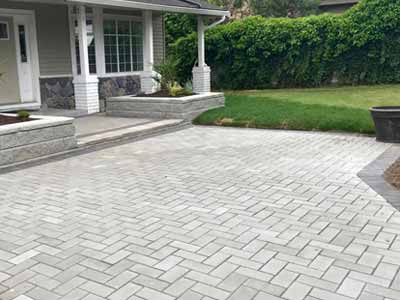 Fraser Valley Landscaping Patios Construction